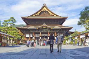 Zenkoji Tour Packages